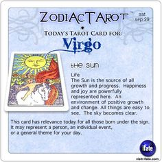 Daily tarot card for Virgo from ZodiacTarot! Out of sync with someone in your life?  Maybe your couples biorhythms don't match up.