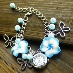 The flowers new female bracelet watches