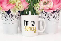I'm so fancy / Coffee Mug