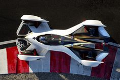 Chevrolet built a futuristic, spaceship-inspired concept car for 'Gran Turismo 6' | The Verge