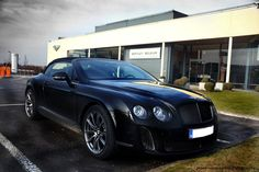 https://www.pinterest.com/buiduyphuong04/ Bentley Continental GT Supersports Convertible