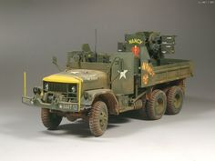 MMZ - M35A1 QUAD.50 GUN TRUCK