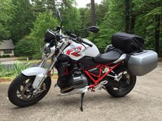 #9 2015 - Present, 2015 BMW R1200R, 16000 miles R1200r, Bmw Boxer, Cafe Racers, Cars And Motorcycles, Motorbikes, Vehicles, Rockets, Motorcycles, Cars