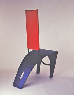Long tail chair - design Riccardo Beretta