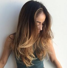 Long Messy Hairstyle