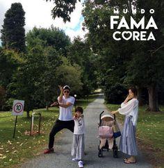 KWON SANG WOO MUESTRA NUEVAMENTE A SU ENCANTADORA FAMILIA - Mundo Fama Corea