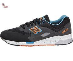 New Balance , Baskets pour homme Noir Schwarz Einheitsgröße - Noir - Schwarz, 43 EU - Chaussures new balance (*Partner-Link)