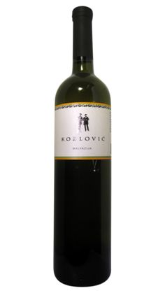 Kozlovic Malvasia Croatian wine you MUST try with seafood.