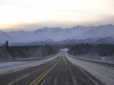 Driving the Alaska Highway - Аляска — Википедия