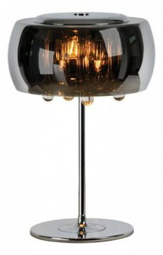 Isabella Table Lamp - reminds me a bit of a fireplace