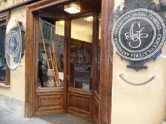 GUIDO GOBINO, Via Lagrange 1, Turin - The historic Guido Gobino is the perfect place where to try the original Gianduiotto, the famous Piedmontese chocolate made with gianduja. http://guidogobino.it/