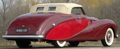 1948 DE 36 Hooper-bodied Drophead Coupe