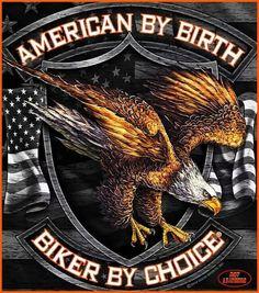 To My Fellow American Bikers.
