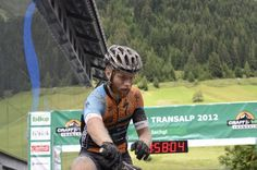 CRAFT BIKE Transalp 2nd stage finisher
