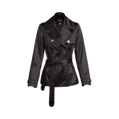 Oroton essential trench jacket