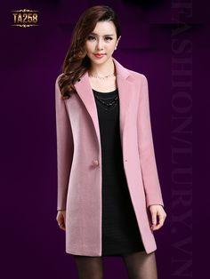 Gam màu hồng mang lại cảm giác trẻ trung và vô cùng cá tính TA258