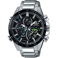 Casio Edifice EQB-501XDB-1AER Bluetooth Watch Tough Solar   WatchO™