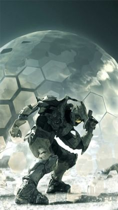 Bubble Shield in Halo Master Chief defense himself from the Covenant with the all time favorite bubble shield Halo 3, Halo Game, Gundam, Odst Halo, Transformers, Halo Spartan, Halo Master Chief, Halo Series, Halo Reach