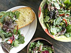 Favorite Salad Recipes — Miss Molly Vintage