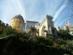 Palácio da Pena em Sintra- Portugal
