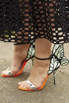 Pins On The Street: Pinterest Street Style Looks We Loved At London Fashion Week