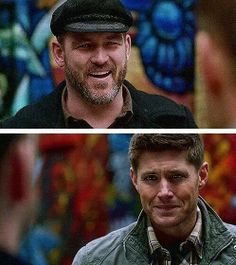Benny was kinda like Dean's camp romance.  The guy he was with when he couldn't be with the guy he really wanted.