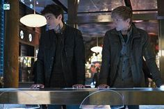 """New still of Shadowhunters episode 15 """"A Problem With Memory"""""""