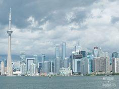 Toronto au canada - source : Merveilles et coquillettes