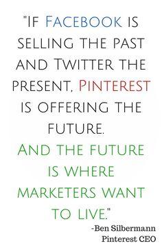 Pinterest en e-commerce: het koningskoppel! Waarom is Pinterest als e-commerce platform zo succesvol? Dit is omdat mensen op Pinterest op zoek gaan naar producten die een toekomstige behoefte vervullen.