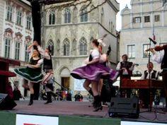 Slovak Folk Dancing