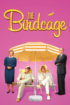 Buy the The Birdcage Movie Poster on Amazon