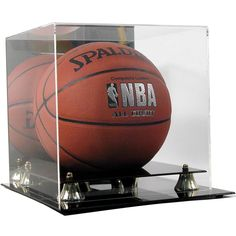 separation shoes abf80 24c53 MX4 - Basketball Display Case Center Cut, One Inch, Black Acrylics, Phoenix  Suns