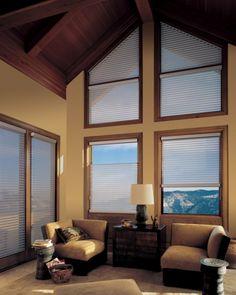 Dreiecksfenster Verdunkeln tolle ideen wie sie ihr dreiecksfenster verdunkeln gardinen