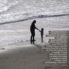 Let someone love you just the way you are................Mother and child at Boscombe Beach, near Bournemouth, Dorset, UK.