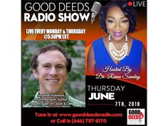 Jonathan Robinson - Psychotherapist, Author, frequent guest on Oprah & CNN 06/07 by Good Deeds   Motivation Podcasts