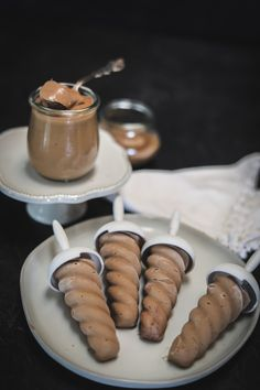 Chocolate Kefir Fudge Pops and Pudding Kefir Recipes, Soup Recipes, Dessert Recipes, Kombucha Starter, Fudge Pops, Spooky Food, Recipe Please, Recipe Collection, Food Print