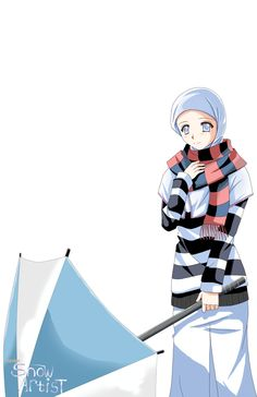 Muslim Anime by Mizuhara-Yuki.deviantart.com on @deviantART