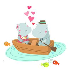 Hippos  -  Sigrid Martinez