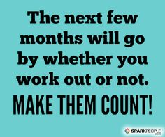 Make them count!