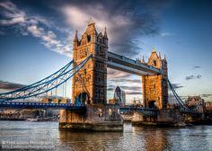 Tower Bridge by Fred  Adams, via 500px