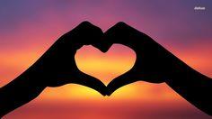 Artistique - Coeur Fond d'écran