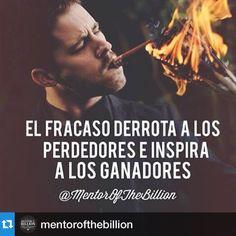 No te rindas! si sigues avanzando cualquier tropiezo es aprendizaje.  Gracias @mentorofthebillion por la imagen!