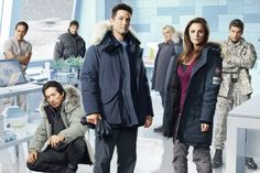 <em>Helix:</em> TV Show Cancelled by Syfy