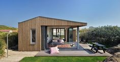 581 Sq. Ft. Vacation Cottage in the Netherlands