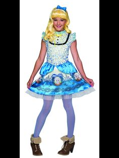 Ever After High Blondie Lockes costume