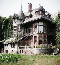 Abandoned Home in Belgium