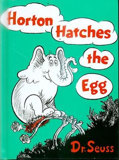 This was the first Dr Seuss book I read. I received it as a prize in Grade 1. I have loved Dr Seuss ever since.