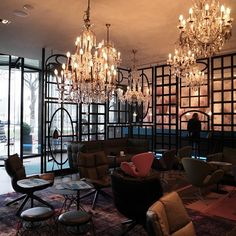 Perfect lobby #throwback #amsterdam #motelone #drinks #modefabriek