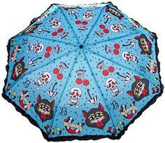 Sourpuss Unlucky Umbrella