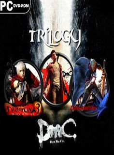 Devil May Cry Trilogy Corepack